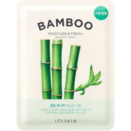 Тканевая маска для лица It's Skin с экстрактом бамбука The Fresh Mask Sheet-Bamboo