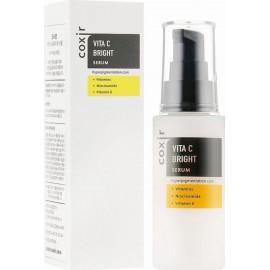 Сыворотка COXIR выравнивающая тон кожи с витамином С 50мл