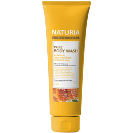 Гель для душа NATURIA МЕД, ЛИЛИЯ PURE BODY WASH Honey & White Lily 100 мл