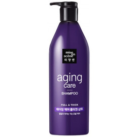 Антивозрастной шампунь MISE EN SCENE Aging Care Shampoo 680 мл