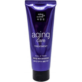 Антивозрастная маска для волос MISE EN SCENE Aging Care Treatment Pack 180 мл