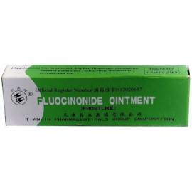 Мазь флуоцинид от грибка, дерматита и псориаза 10 гр