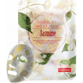 Маска тканевая NOHJ HERBS FIT SHEET Mask Jasmine