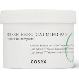 Пэды CosRx успокивающие One Step Green Hero Calming Pad 70 шт