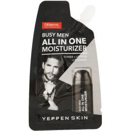 Крем для лица DERMAL 3в1 мужской YEPPEN SKIN BUSY MEN ALL IN ONE MOISTURIZER 15 гр