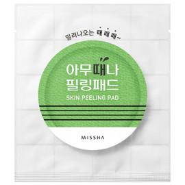 Очищающая маска на ватном диске MISSHA Skin Peeling Pad
