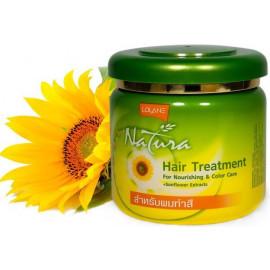 Маска LOLANE для окрашенных волос с экстрактом семян подсолнечника 500 гр