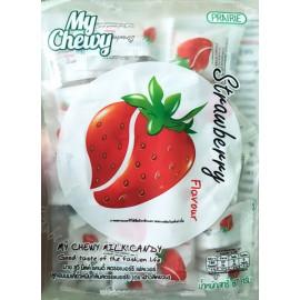 Молочные конфеты MY CHEWY с клубникой 67 гр