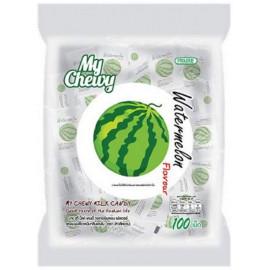 Молочные конфеты MY CHEWY с арбузом 360 гр