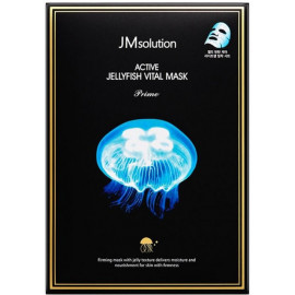 Тканевая маска JMsolution с экстрактом медузы Active Jellyfish Vital Mask Prime