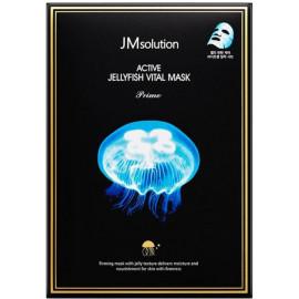 Тканевая маска JMsolution с экстрактом медузы Active Jellyfish Vital Mask Prime