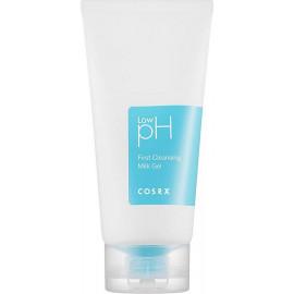 Очищающий гель COSRX для умывания с низким pH Low-pH First Cleansing Milk Gel 150 мл