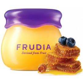 Увлажняющий бальзам для губ Frudia с черникой Blueberry Hydrating Honey Lip Balm 10 гр
