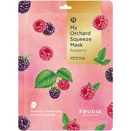 Тонизирующая маска Frudia с малиной My Orchard Squeeze Mask Raspberry