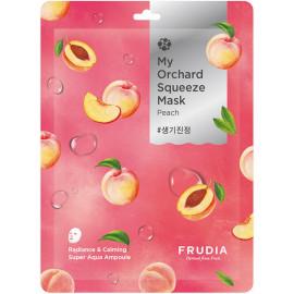 Питательная маска Frudia с персиком My Orchard Squeeze Mask Peach