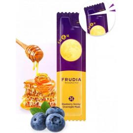 Питательная ночная маска Frudia с черникой и медом Blueberry Honey Overnight Mask 5 мл купить