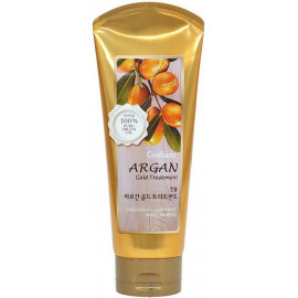 Маска для волос WELCOS Confume Argan Gold Treatment 200 гр