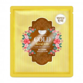 Гидрогелевая маска Koelf Gold & Royal Jelly