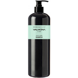 Шампунь для волос VALMONA АЮРВЕДА Ayurvedic Scalp Solution Black Cumin Shampoo 480 мл
