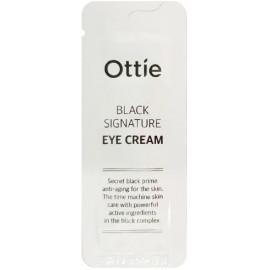 ПРОБНИК Крем для глаз OTTIE Black Signature Eye Cream