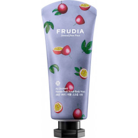 Скраб для тела Frudia с маракуйей My Orchard Passion Fruit Scrub Body Wash 200 мл