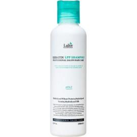 Безщелочной шампунь Lador с кератином Keratin Shampoo LPP 150 мл в рассрочку по Халве