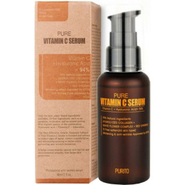 Cыворотка Purito с витамином С Pure Vitamin C Serum 60 мл