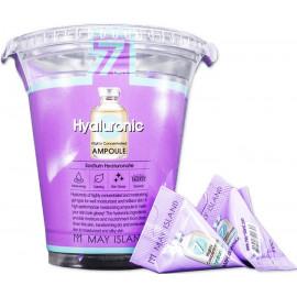 Высококонцентрированная сыворотка MAYISLAND с гиалуроновой кислотой 7 Days Highly Concentrated Hyaluronic Ampoule c бесплатной доставкой
