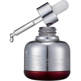 Антивозрастная ночная сыворотка Mizon для лица Night Repair Seruming Ampoule 30 мл