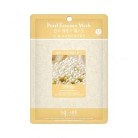 Тканевая маска для лица MIJIN Essence Mask жемчуг