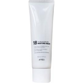 Крем для лица A'pieu для молодой кожи 18 Moisture Cream для нормальной и сухой кожи [s]