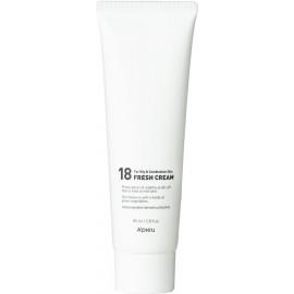 Крем для молодой кожи лица A'pieu 18 Fresh Cream для жироной и комбинированной кожи [s]