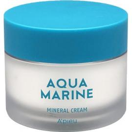Крем для лица A'pieu минеральный увлажняющий Aqua Marine Mineral Cream [s]