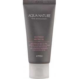 Гель для лица A'pieu очищающий Aqua Nature Blackhead Melting Gel [s]