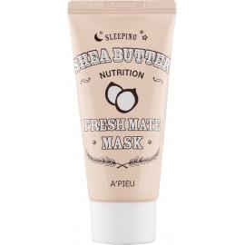 Маска для лица A'pieu ночная Fresh Mate Shea Butter Mask Nutrition 50 мл [s]