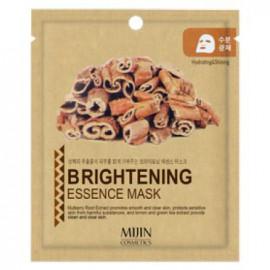 Тканевая маска для лица MIJIN Brightening Essence Mask (осветляющая)