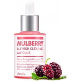 Сыворотка A'pieu для проблемной кожи лица Mulberry Blemish Clearing Ampoule 30мл [s]
