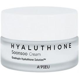 Крем для лица A'pieu глубокоувлажняющий Hyaluthione Soonsoo Cream [s]