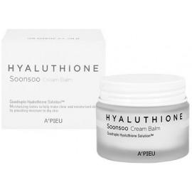 Крем-бальзам A'pieu для лица глубокоувлажняющий Hyaluthione Soonsoo Cream Balm [s]