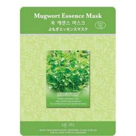 Тканевая маска для лица MIJIN Essence Mask полынь