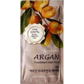 ПРОБНИК Маска для волос WELCOS Confume Argan Gold Treatment
