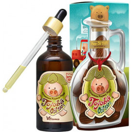 Сыворотка Elizavecca с маслом жожоба Farmer Piggy Jojoba Oil 100% 100 ml