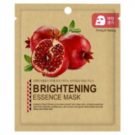 Тканевая маска для лица MIJIN Pomergranate Essence Mask (гранат)