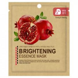 Тканевая маска для лица MIJIN Pomergranate Essence Mask (гранат)