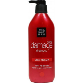 Восстанавливающий шампунь MISE EN SCENE Damage Care Shampoo 680 мл