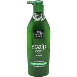 Укрепляющий кондиционер MISE EN SCENE для чувствительной кожи головы Scalp Care Rinse 680 мл