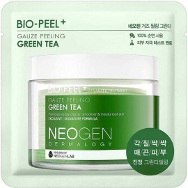 Пилинг-диск  NEOGEN с зеленым чаем Dermalogy Bio-Peel Gauze Peeling Green Tea, 1 шт