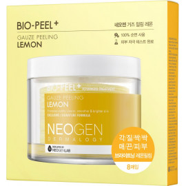 Пилинг-диски NEOGEN с лимоном Dermalogy Bio-Peel Gauze Peeling Lemon