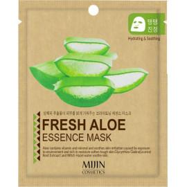 Тканевая маска для лица MIJIN Aloe Essence Mask (алоэ)