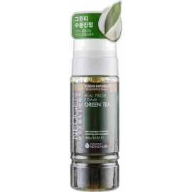 Успокаивающая пенка NEOGEN с зеленым чаем Dermalogy Real Fresh Foam Cleanser Green tea 120 гр